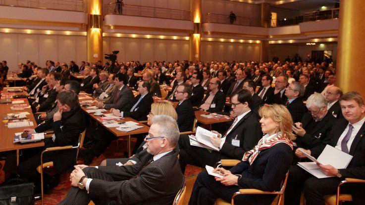 Die Hamburger Strategietage locken jährlich rund 700 Teilnehmer nach Hamburg.