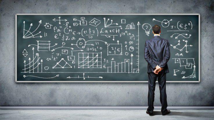 Die Auswertung gesammelter Daten ähnelt meist dem Kaffeelesen, da es den Mitarbeitern am notwendigen Statistikwissen fehlt.