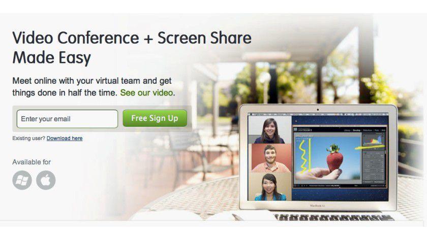 Vsee macht Videokonferenzen auch für kleinere Unternehmen interessant.