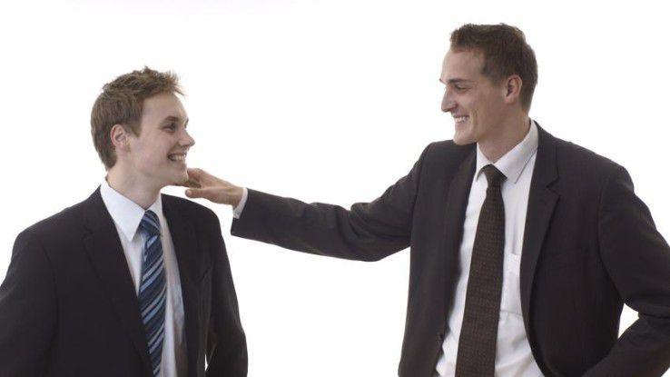 Mitarbeiter, die gelobt werden, sind glücklicher und bleiben länger im Unternehmen.