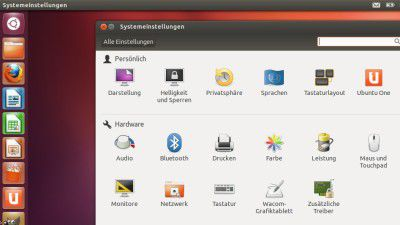 Der Linux-Desktop im Test und als Video: Ubuntu 12.04 Linux - die Highlights - Foto: Michael Kofler