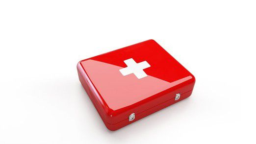 """Haben Sie Ihr """"Erste-Hilfe-Kit"""" für den IT-Notfall präpariert?"""