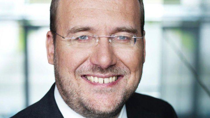 Thomas Balgheim verlässt das Unternehmen Ende März.