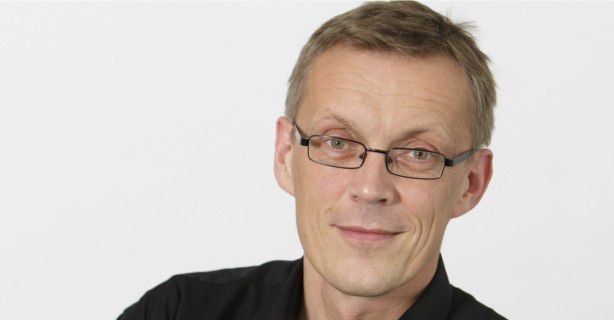 Heinrich Vaske, Chefredakteur der COMPUTERWOCHE