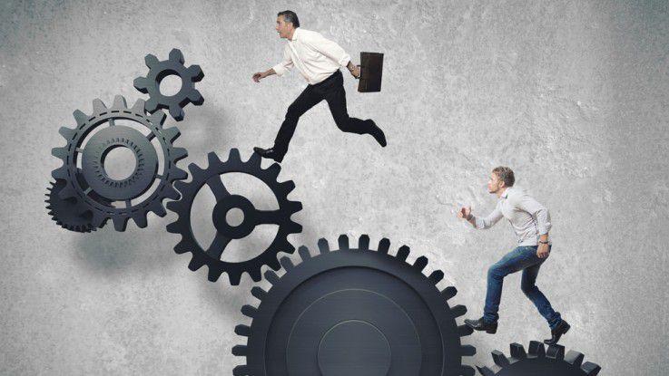 Es sind die Menschen und das Führungsteam, die die entscheidenden Wettbewerbsvorteile sichern.