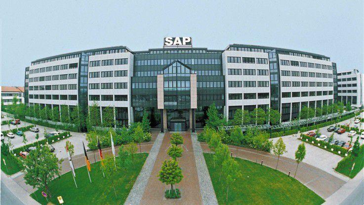 Aus der Walldorfer Zentrale in die ganze Welt: SAP verstärkt sein Cloud-Engagement in China.
