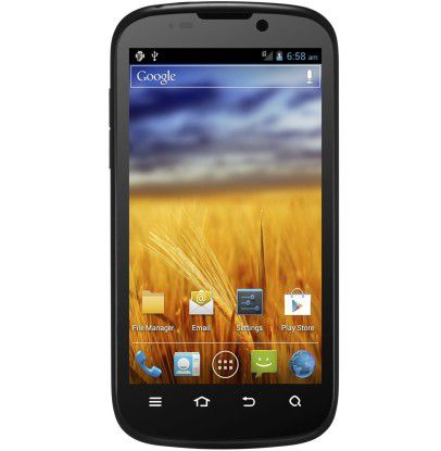 ZTE Grand X IN: Neue Intel-Prozessoren für Android-Smartphones sind keine Stromfresser mehr.