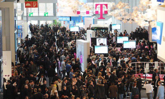 Die höchste Dichte an Hightech-Interessierten findet man auf der CeBIT, die si zum größten IT-Karrieremarkt wird.