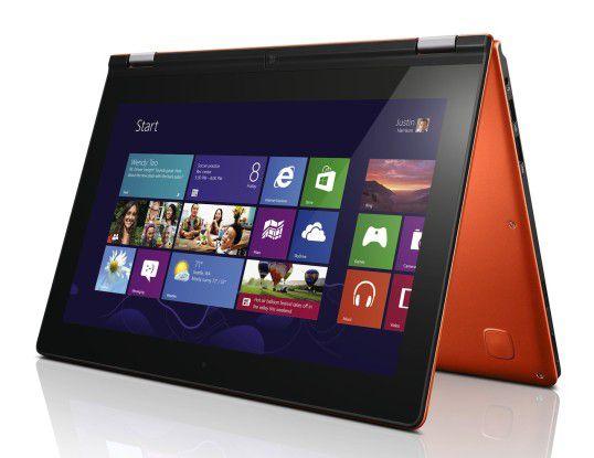 Der Name ist Programm: Das Lenovo Ideapad Yoga S11