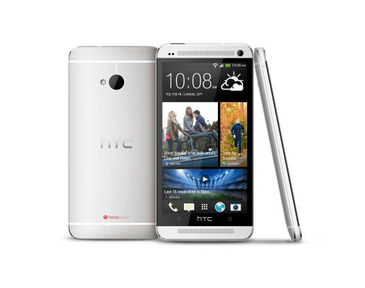 """HTCs Android-Flaggschiff """"HTC One"""""""
