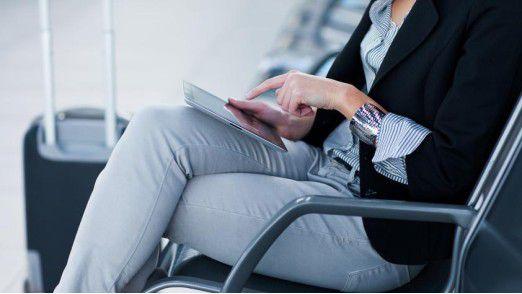 Probleme müssen am Flughafen innerhalb von 45 Minuten behoben sein, sonst drohen Passagiere ihre Flüge zu verpassen oder Flieger können nicht wie geplant abheben.