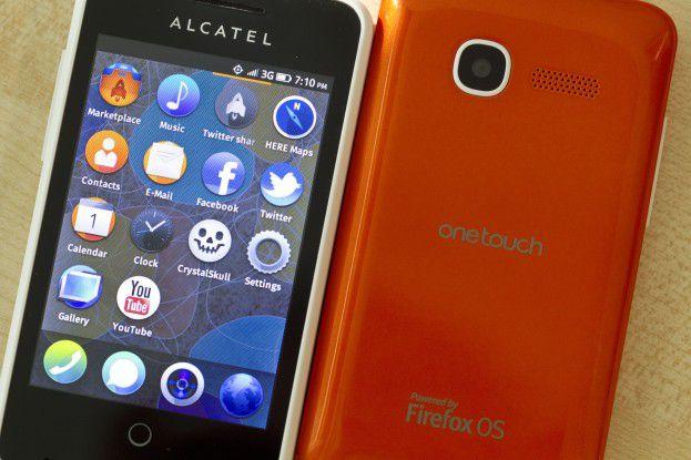 Ebenfalls für Sommer geplant: Das Alcatel One Touch Fire