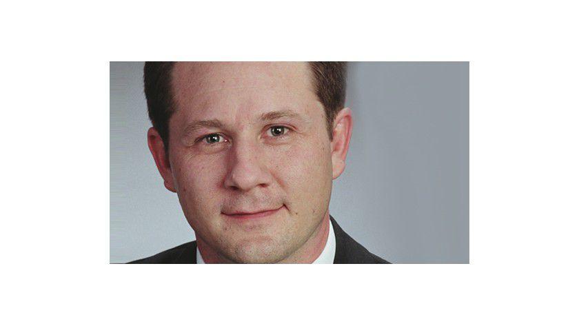 Karsten Sontow, Vorstand der Trovarit AG.