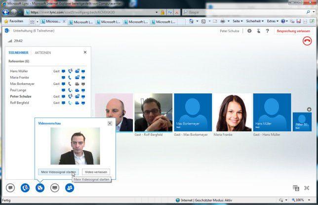 TK-Dienste und IT-Services wie Lync offeriert Colt über das Portal Ceano.