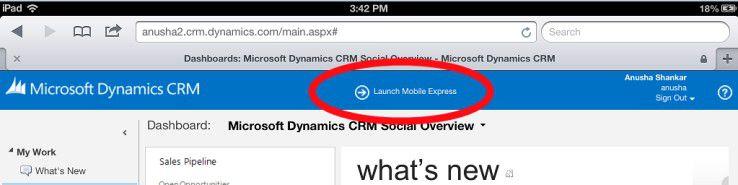 Wer will, kann weiterhin mit Mobile Express arbeiten.