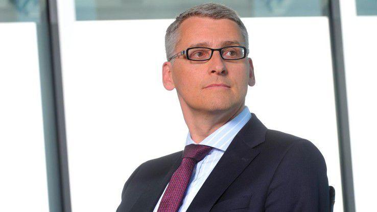 Jürgen Walter: Die Fertigung in Augsburg räumt uns Wettbewerbsvorteile ein.