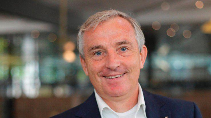 """Michael Müller-Wünsch, CIO von Lekkerland: """"Die Extrovertierten sind sichtbarer. Es wäre albern, das zu leugnen."""""""