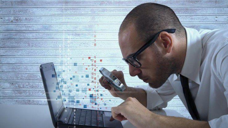 Der Arbeitsplatz der Zukunft stellt neue Anforderungen an die IT-Sicherheit.