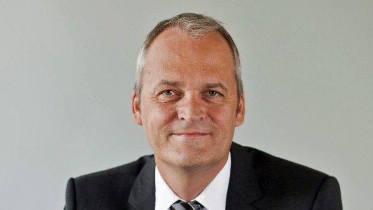 Arnold Stender, Vorstand der QSC AG