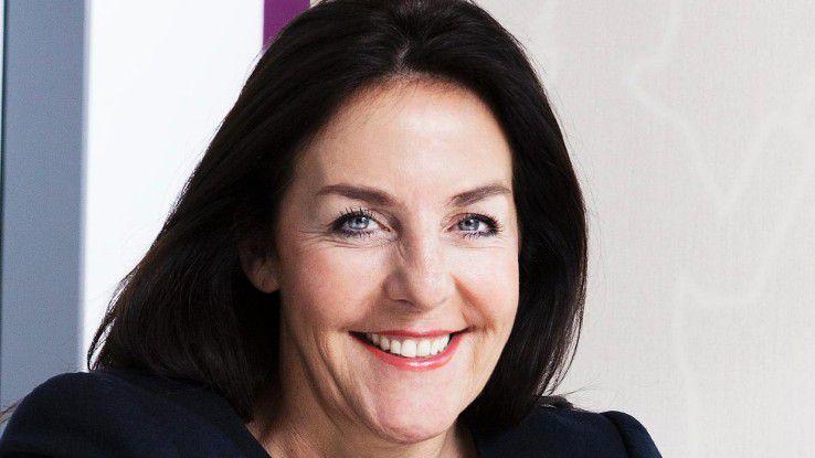 Buchautorin Petra Jenner ist hauptberuflich Country Managerin Schweiz für Microsoft.