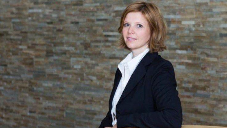 Cornelia Zimmer-Reps gibt Kurse für Frauen im Projektmanagement.