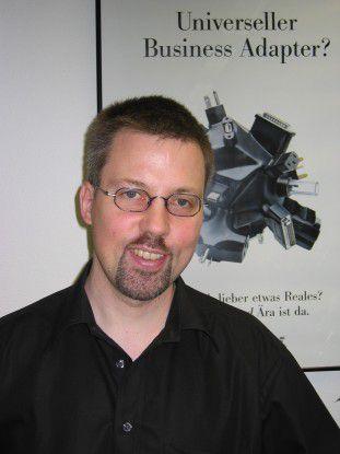 """""""OpenFlow-basierte Netze können eine deutlich bessere Auslastung erzielen."""" Tom Schwaller, IBM"""
