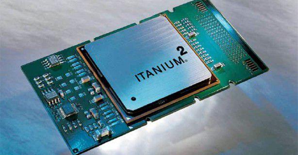 Mit dem Itanium hatte Intel Anfang des Jahrtausends einen neue Server-Chip entwickelt. SGI und Hewlett-Packard waren frühe Partner für die neue Chip-Familie. Heute ist es allerdings sehr ruhig um den Itanium geworden. Experten spekulieren immer wieder über das Ende des Chips.