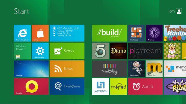 Zu bunt - zu unübersichtlich - und überhaupt . . . Windows 8 wurde von einem Großteil der Anwendergemeinde nicht gerade mit offenen Armen empfangen.