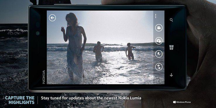 Nokia Lumia 928 mit Pureview-Kamera