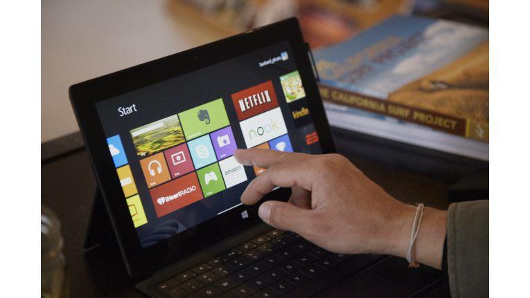 Surface Pro: Microsofts Business-Tablet geht in den Handel