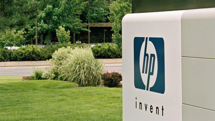 Hewlett-Packard muss seine Erwartungen für das Geschäftsjahr 2015 deutlich zurückschrauben.