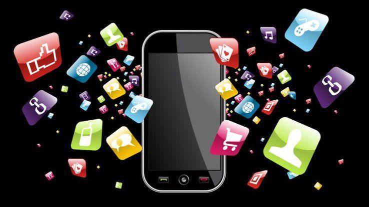 In der mobilen Welt werden viele IT-Profis gesucht - ob fest oder frei.