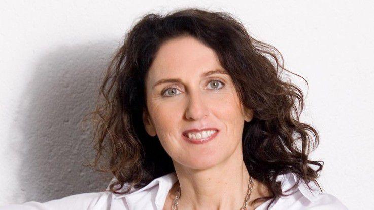 """Buchautorin Anja Förster: """"Es geht um eine andere Art, Unternehmen zu führen, indem wir mutiger sind und mehr Freiräume zum selbstbestimmten Arbeiten bieten."""""""