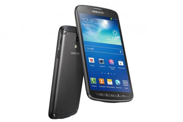 Galaxy S4 Active fürs Grobe...