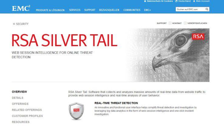 Version 4.0 ist das erste Major Release von Silver Tail unter der Ägide von RSA.