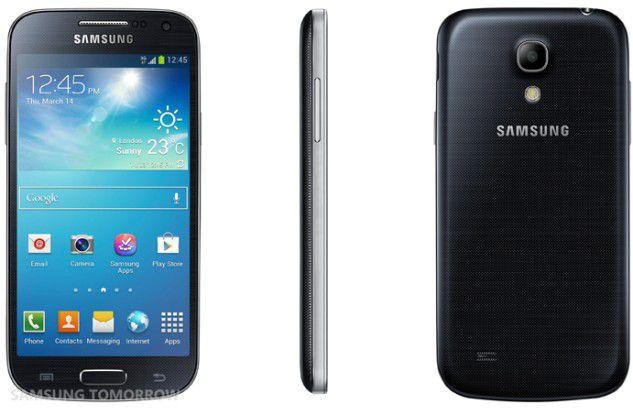 Liebling, ich habe das Galaxy S4 geschrumpft...