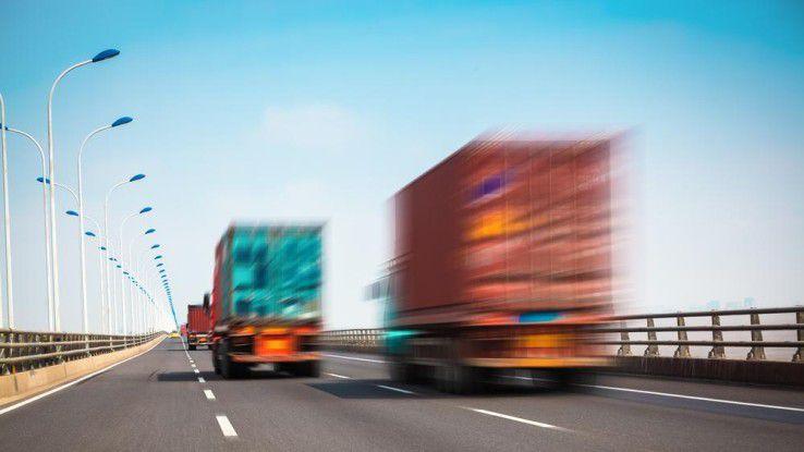 Transportlogistik ist ein millionenschweres Geschäft. Da bietet sich mit der passenden Software ein erhebliches Sparpotenzial.