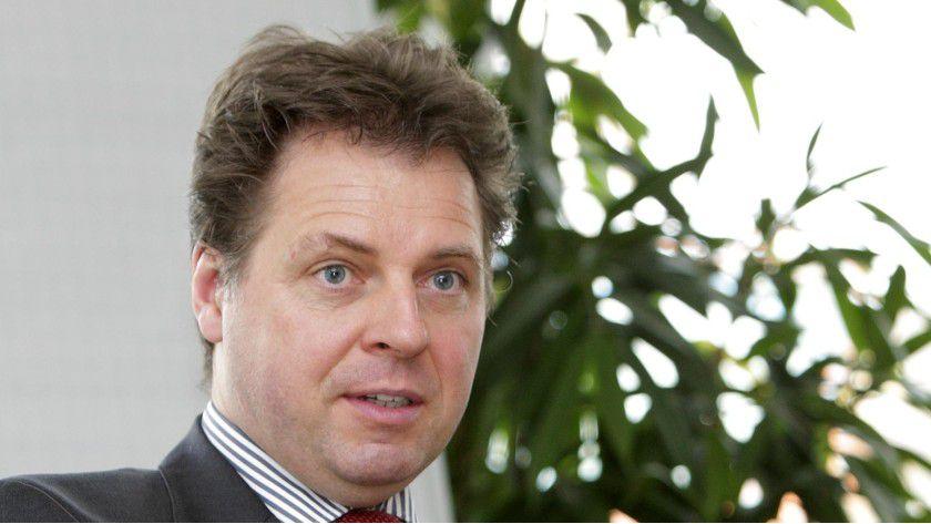 Harald Berger, Group-CIO von Freudenberg, wünscht sich mehr Resonanz auf Stellenausschreibungen.