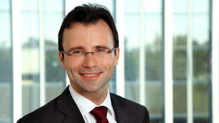 Daniel Hamburg sieht Sicherheitsfragen noch nicht im 'deutschen Mittelstandsbauch' angekommen.