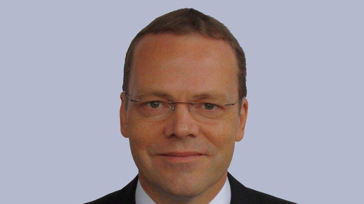 Egmont Foth, SAG Group, setzt einen Schwerpunkt bei der Optimierung der ¬Geschäftsprozesse.
