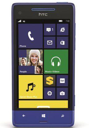 Neues Windows Phone: Das HTC 8XT