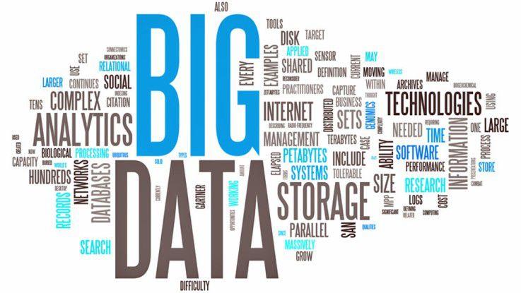 ITler sehen den Hype um Big Data nüchtern.