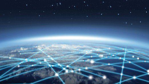 Die Vision von einer vernetzten Welt: Doch längst nicht alle Geräte lassen sich über das Internet updaten.