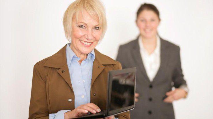 Quereinsteigern eine Chance geben: auch das kann ein Konzept gegen den Fachkräftemangel in der IT sein.