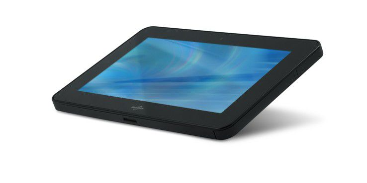 Der neue Tablet PC von Motion Computing ist 16 Prozent leichter als sein Vorgänger.