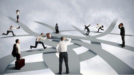 Gartner rät CIOs, sich mit den Fachbereichsleitern und anderen Entscheidern zusammenzusetzen und bei der Strategie-Entwicklung mitzureden. Andernfalls schwächen CIOs ihre eigene Rolle.