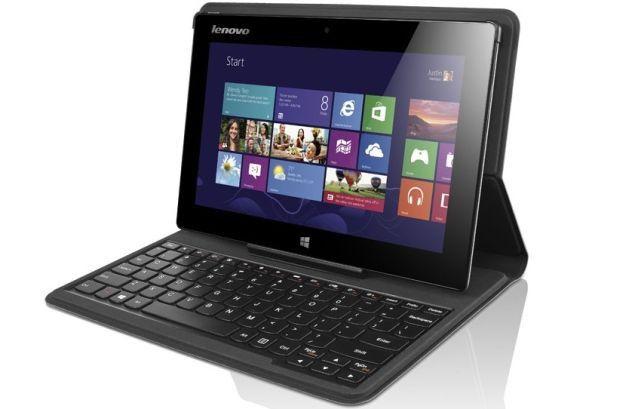 Neuer Tablet-Notebook-Hybrid mit Windows 8 von Lenovo: Das IdeaPad Miix