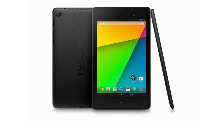 Google hat neues Nexus 7 vorgestellt - mächtiges Tablet zum Kampfpreis.