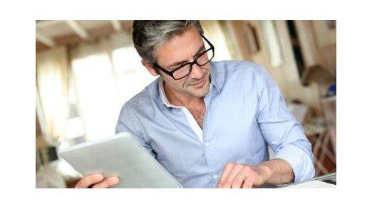 Home Office ist für viele die attraktive Ergänzung zum Schreibtisch im Büro.