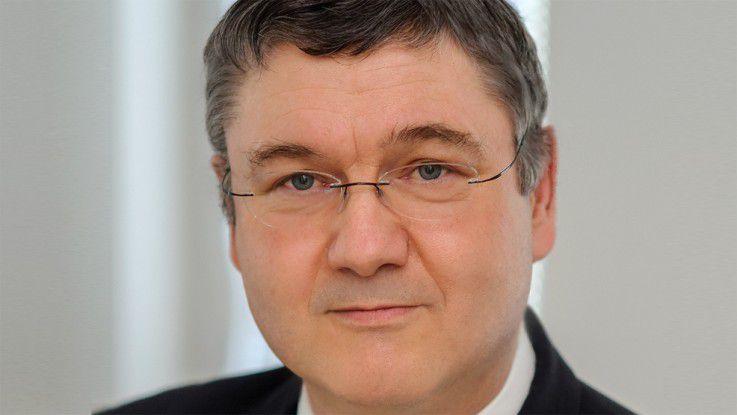 Norbert Skubch, CEO der JSC Management und Technologieberatung AG aus Eltville am Rhein.